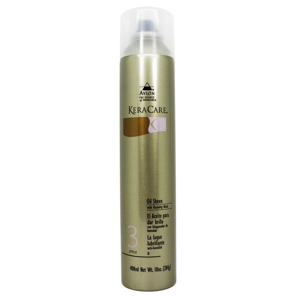 Avlon KeraCare 10-ounce Oil Sheen with Humidity Block (Aerosol)