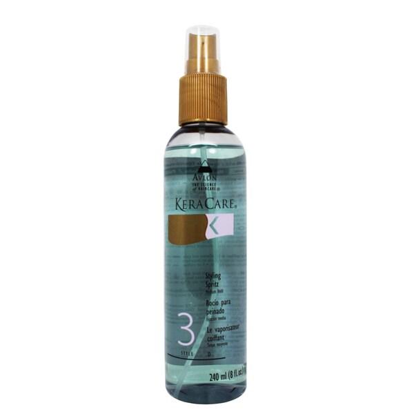 Avlon KeraCare 8-ounce Styling Spritz Medium Hold