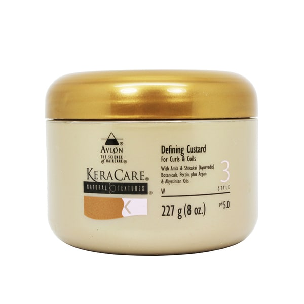 Avlon KeraCare 8-ounce Natural Textures Defining Custard