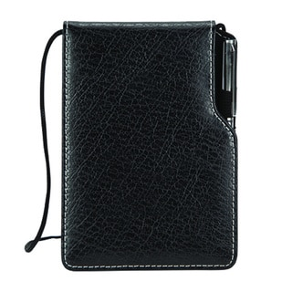 Leather Notepad Jotter Holder
