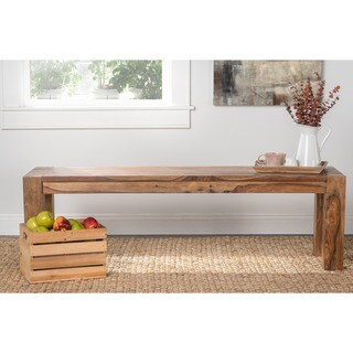 Kosas Home Scotto Dining Bench
