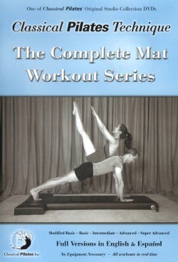 Classical Pilates Technique: The Complete Mat Workout Series (DVD)