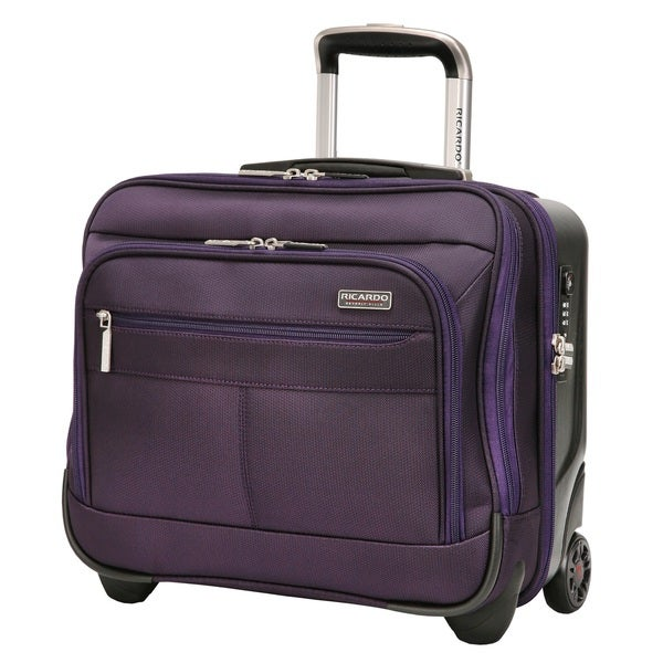 Ricardo Beverly Hills Mulholland Drive 16-inch Carry-on 2-wheel Rolling Tote
