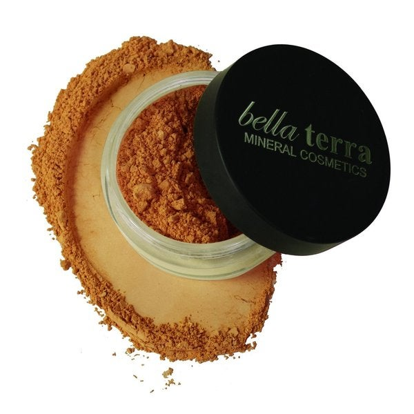 Bella Terra Cinnamon Mineral Foundation