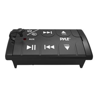 Pyle PLBT27 Universal Bluetooth Remote Control Receiver Adapter/ for Mobile Vehicles