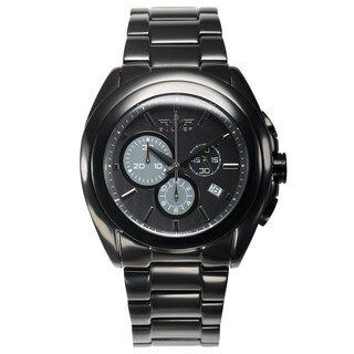 Balmer Gallardo Swiss Men's Chronograph Sport Watch Stainless Steel Bracelet