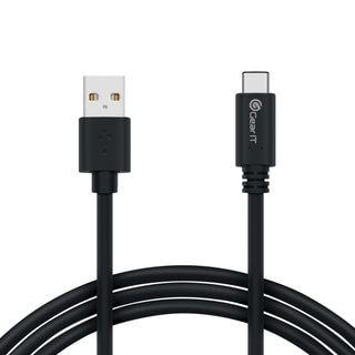 GearIt 3-foot USB Type-C to USB 2.0 Type-A High Speed 480Mbps Cable