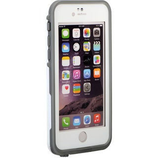 LifeProof FRE White/ Grey Phone Case for Apple iPhone 6