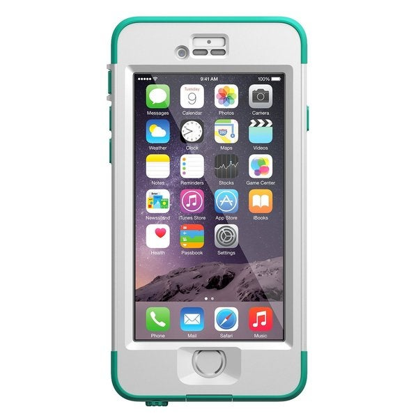 LifeProof Nd Teal/ White Phone Case for Apple iPhone 6
