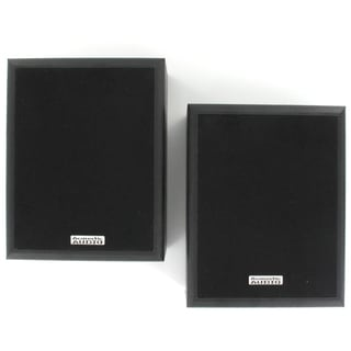 Acoustic Audio RW-SP3 Bookshelf Speakers 100-watt 2-way Home Theater Audio Pair