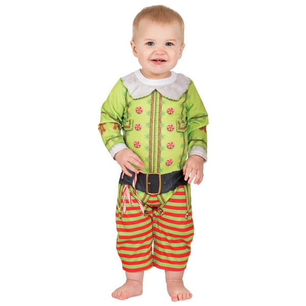 Infant Christmas Elf Romper