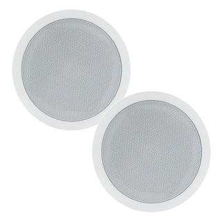 Blue Octave BDC52 In Ceiling Speakers Home Kevlar Speaker Pair 520-watt