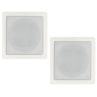 Blue Octave LS42 In Wall In Ceiling Speakers Home Speaker Pair 420-watt