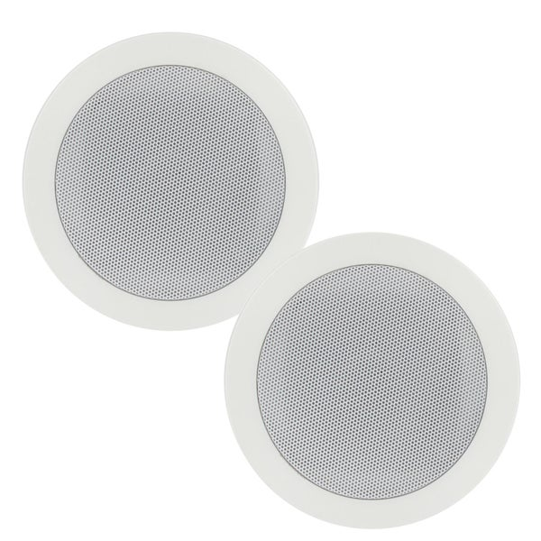 Blue Octave RC43 In Ceiling Speakers 3 Way Home Speaker Pair 440-watt