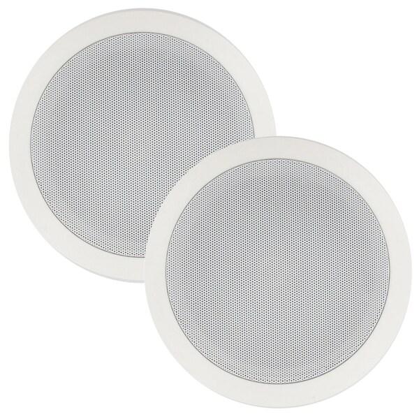 Blue Octave RC83 In Ceiling Speakers 3 Way 8-inch Home Speaker Pair 760-watt