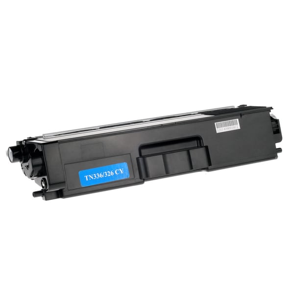 Compatible Brother TN331 TN336C CYAN Color Laser Toner Cartridge