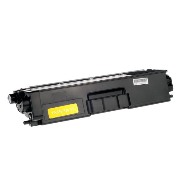 Compatible Brother TN331 TN336Y Yellow Color Laser Toner Cartridge