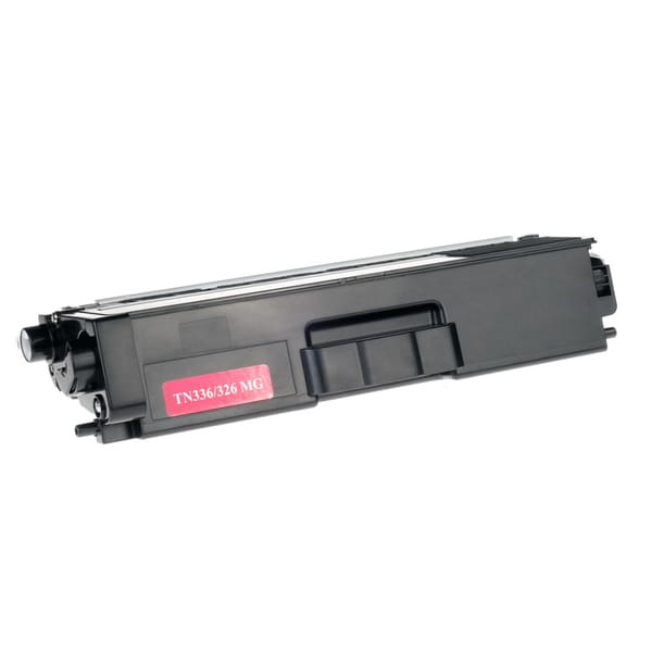 Compatible Brother TN331 TN336M Magenta Color Laser Toner Cartridge