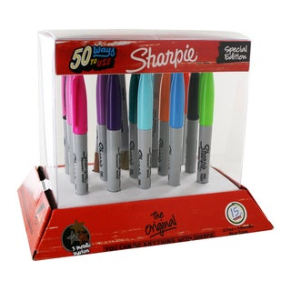 Sharpie 15-count Back To School Promo Set