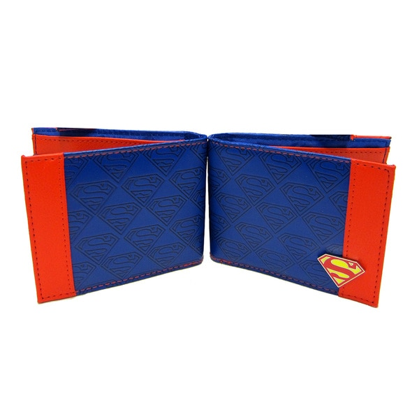 Superman Logo Bifold Wallet 17046758