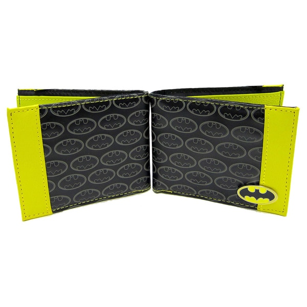 Batman Logo Bifold Wallet 17046760