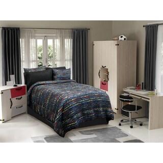 Veratex Urban Kid 4-piece Comforter Set