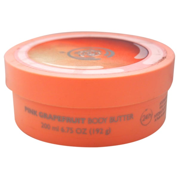 The Body Shop Pink Grapefruit 6.75-ounce Body Butter