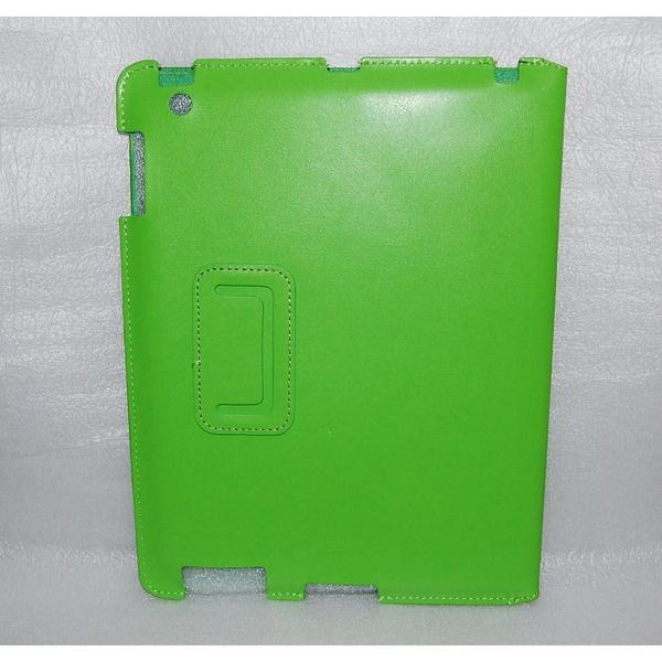 Ihome IH-IP1107GBD Neon Green Folio bundle For ipad 2 and ipad 3