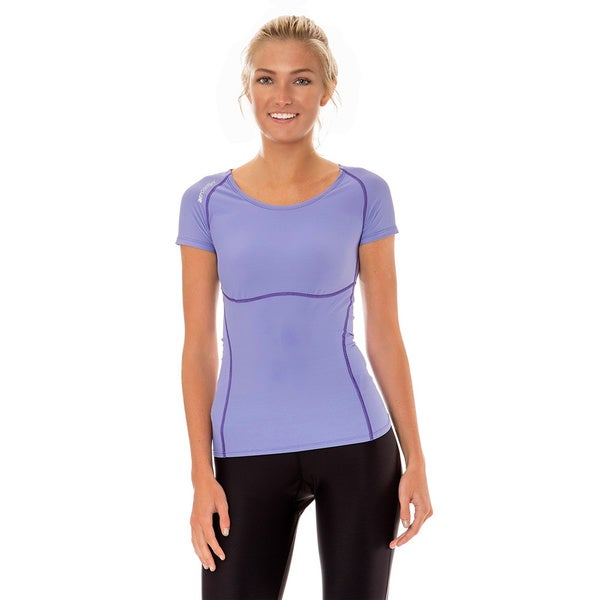 Women's Short-Sleeve Compression T-Shirt