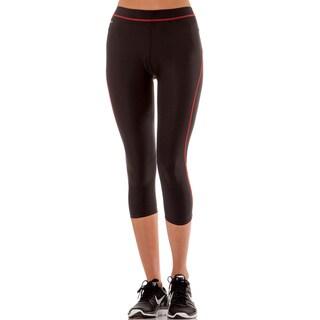 Women's Compression Capri Workout Legging