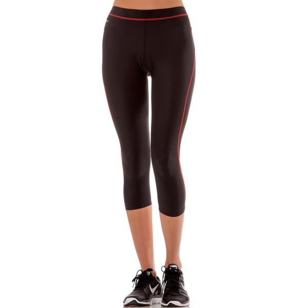 Women's Compression Capri Workout Legging