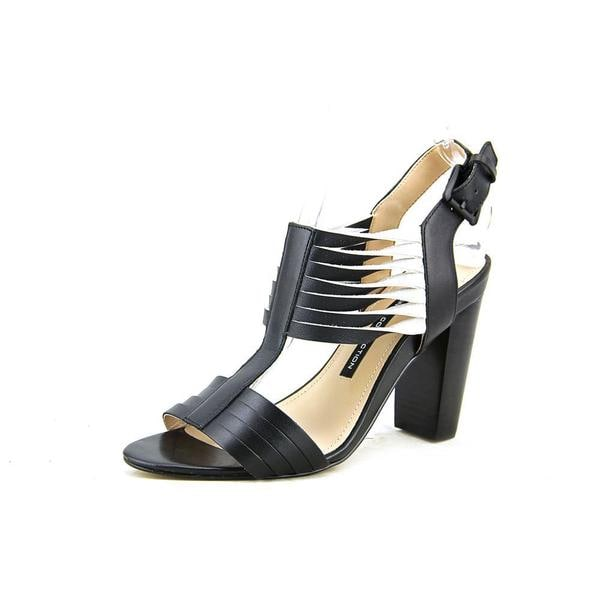 French Connection Women's 'Kamilla' Leather High Heel Sandals