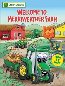 Welcome To Merriweather Farm (Board book)