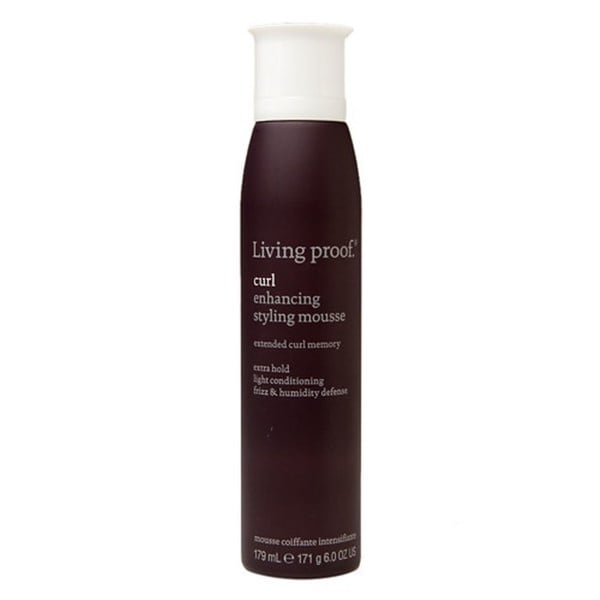 Living Proof Curl 6-ounce Enhancing Styling Mousse