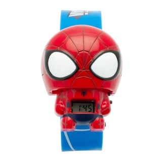 BulbBotz Marvel Kid's Spider-Man Light-up Watch
