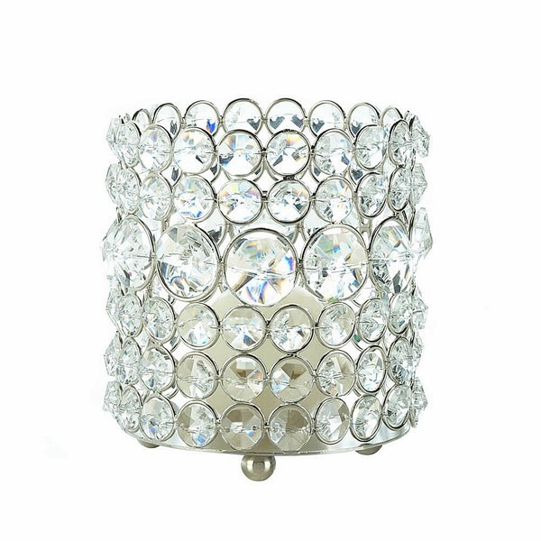 Shimmering Gems Round Candle Cup 17051179