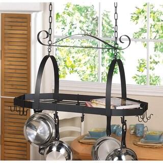 Madonna Modern Hanging Kitchen Rack
