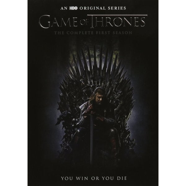 Game Of Thrones: The Complete First Season (DVD) 17051259