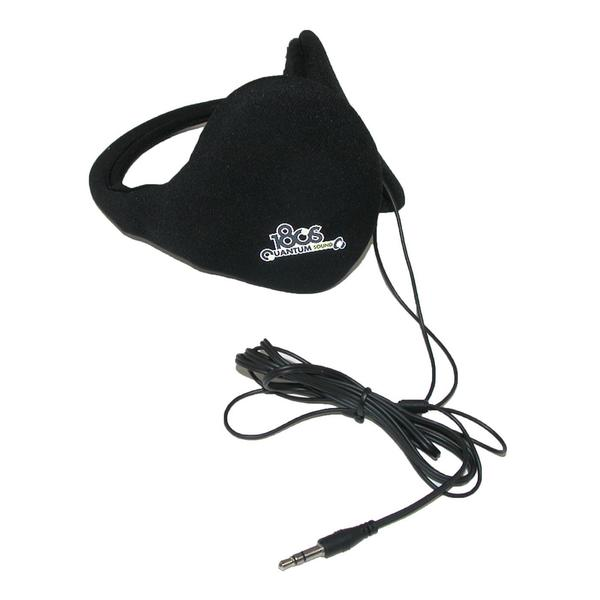 180s Exolite Black Sonic Ear Warmer with Speakers