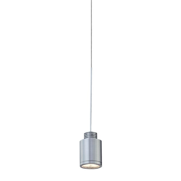 Alico Zen 3W Led Pendant in Brushed Aluminum