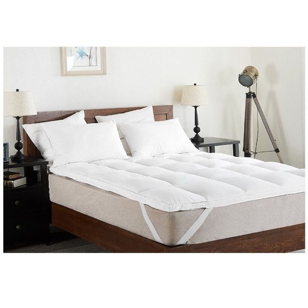 Cheer Collection Luxury Down Alternative Mattress Topper