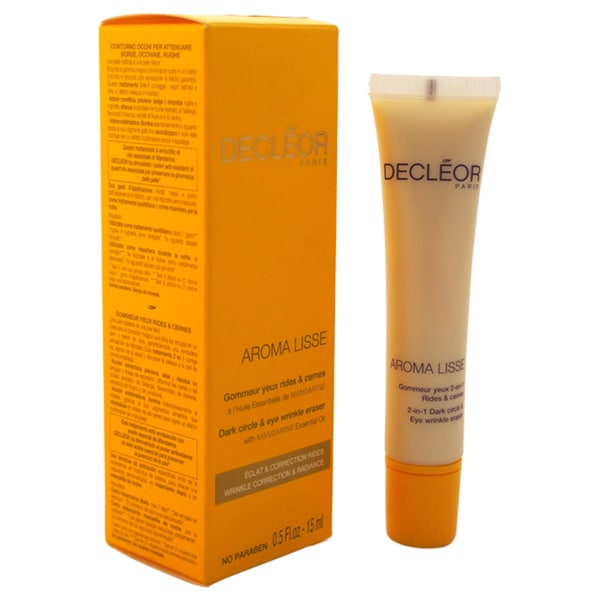 Decleor Aroma Lisse 0.5-ounce Dark Circle & Eye Wrinkle Eraser