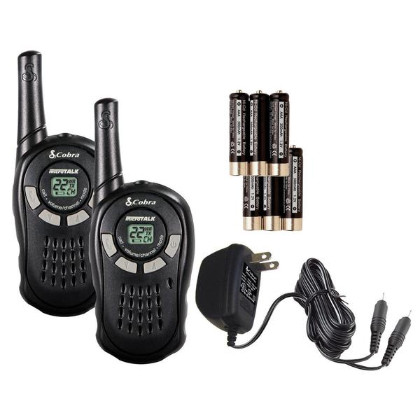 Cobra CXT85 2-Way Radio - With 16-Mile Range