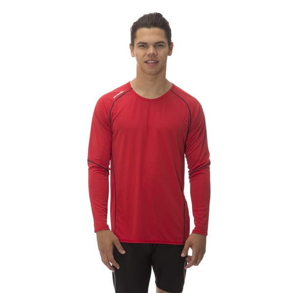 Men's Long-Sleeve Tech T-Shirt