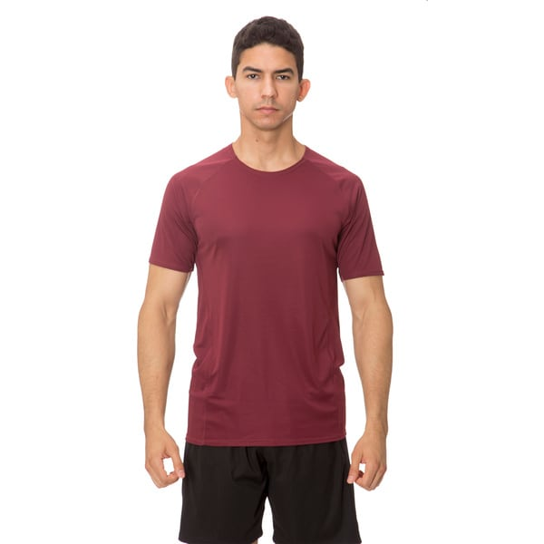 Men's Short Sleeve V-Neck Tech T-Shirt