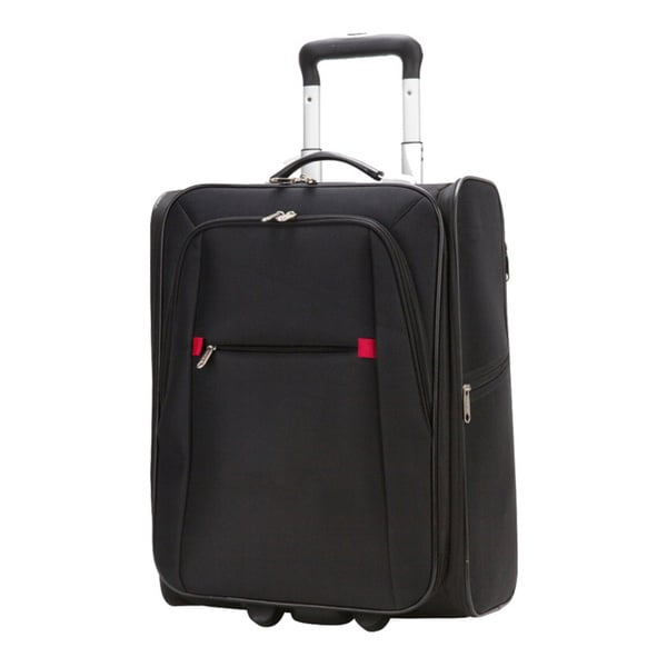 Overnight Carry-on Folding Luggage Case with Tablet Storage