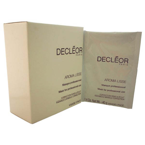 Decleor Aroma Lisse Mask Radiance & Wrinkle Correction Mask (Tester)