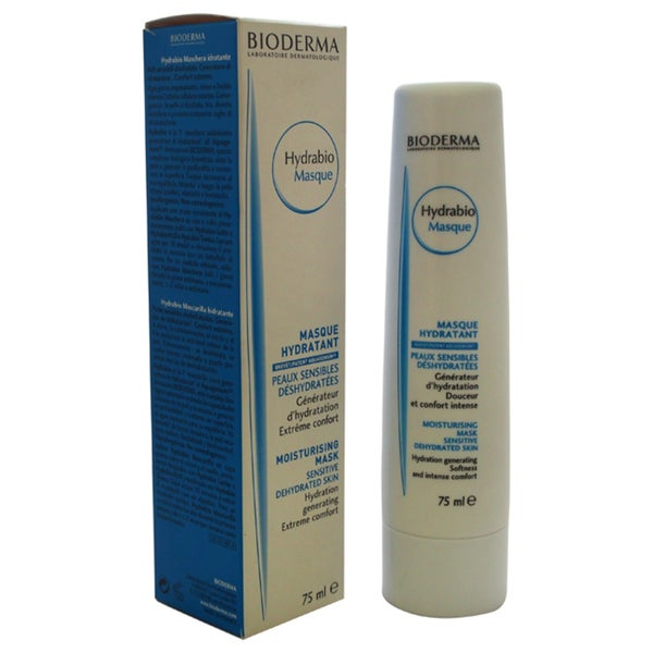 Bioderma Hydrabio Masque Moisturizing 2.5-ounce Mask