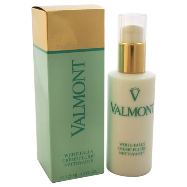 Valmont White Falls Fluid 4.2-ounce Cleansing Emulsion