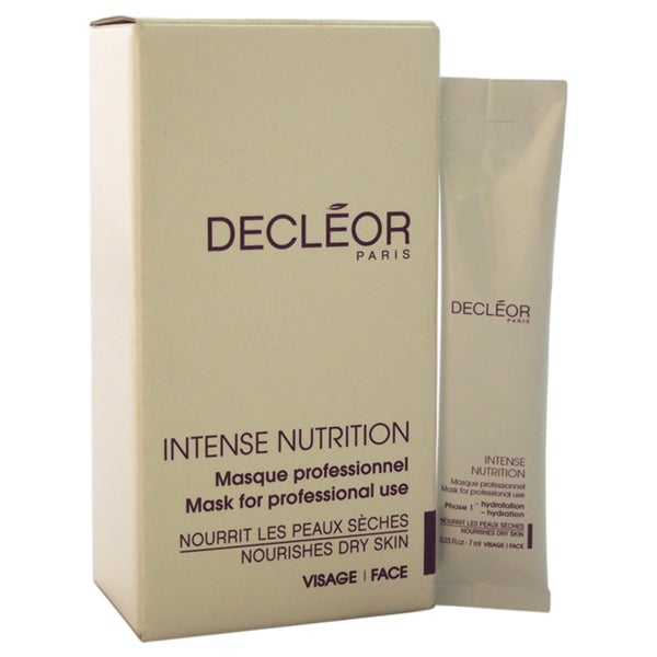 Decleor Intense Nutrition Mask for Dry Skin 10-piece Kit